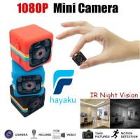 SQ11 Мини камеры 1080P HD ночного видения