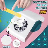 30W Ногти искусство всасывания Пыли Коллектор Машина