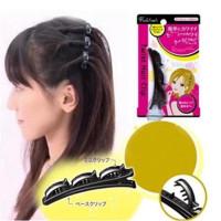 Моды милые классический двойной волос Pin клипы