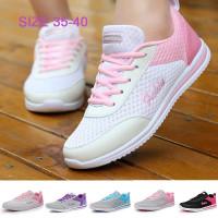 Стильные, женские, удобные, дышащие, спортивные кроссовки
