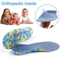Стельки ортопедические Ева детей 1 пара плоских
