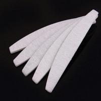 Пилка для ногтей 1/2/3шт 100/180 Эмери серый