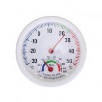 Мини колоколообразной масштаба термометр и гигрометр