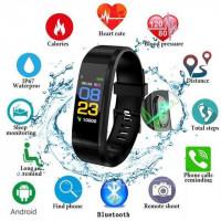 115 Плюс Цвет экрана Bluetooth Smart Band