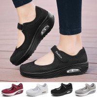 Женщин спорта на открытом воздухе обувь Velcro
