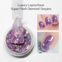 Ногтей блеск Flash Diamond блестки маленькие фрагменты