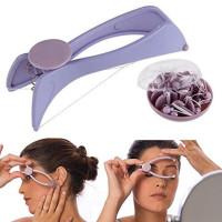 Эпилатор тела волос Эпилатор Threader системы удаления