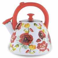 Чайник на плиту METALLONI