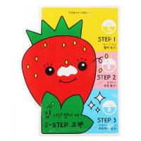 Патчи для носа Homeless Strawberry Seeds