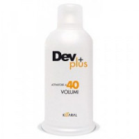 Dev Plus 40 volume. Осветляющая эмульсия (12%) (D010С,