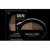 Двойные тени для бровей Brow Arcade (D215225301,