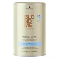 Обесцвечивающая пудра без пыли Lightener 9+ BlondMe