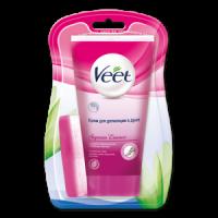 Крем для депиляции Veet с ароматом бархатной розы