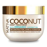 Восстанавливающая маска с органическим кокосовым