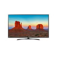 Телевизор LG 65UK6450PLC черный