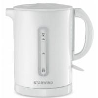 Чайник электрический Starwind SKP1431 1.7л. 2200Вт белый