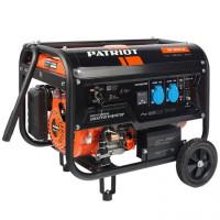 Генератор бензиновый Patriot GP 3810LE 474101550