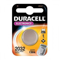Батарейка CR2032 Duracell (1шт)