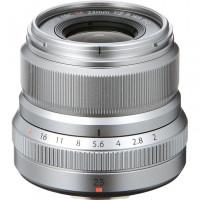 Объектив Fujifilm XF23mm F2.0 R WR silver