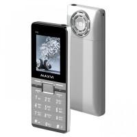 Мобильный телефон Maxvi P11 Silver