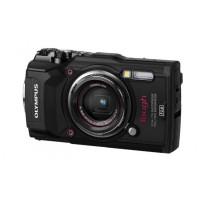 Цифровой фотоаппарат Olympus Tough TG 5 Black