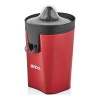 Соковыжималка цитрусовая Sinbo SJ 3145 25Вт красный