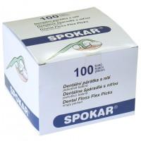 Spokar Dental flos flex picks Набор зубочисток