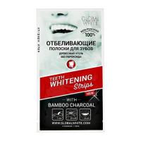 Global white Полоски для отбеливания зубов TEETH