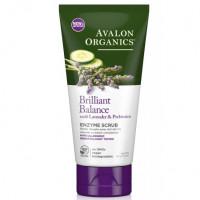 Avalon Organics Энзимный скраб для кожи лица
