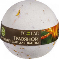 Эколаб Бурлящий шар для ванны Примула