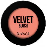 Divage Румяна Компактные Velvet № 8703