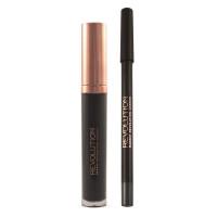 Makeup Revolution Набор для макияжа губ RETRO