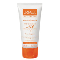 Uriage (Урьяж) Барьесан SPF50+ Минеральный солнцезащитный крем