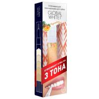 Global white Отбеливающий карандаш апликатор со вкусом