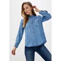 Рубашка джинсовая Tom Tailor