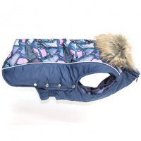 CLP Зеркала L Попона зимняя для собак, унисекс