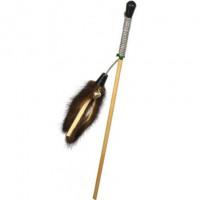 GoSi Игрушка для кошек Норковая пальма на веревке