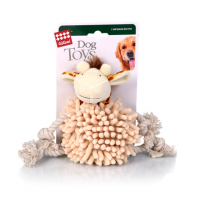 GiGwi Игрушка для собак, жираф с теннисным