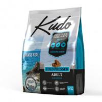 KUDO полнорационный сухой корм для взрослых