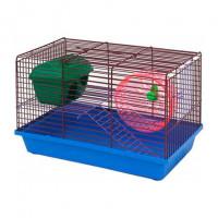 ЗооМарк клетка для грызунов 2 х этажная