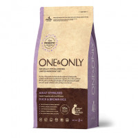 One&Only Duck & Rice Adult STERILIZED сухой