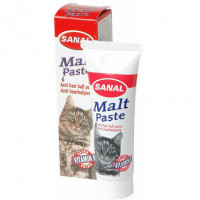 Sanal Malt Paste Паста для кошек