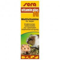 Sera Vitamin Plus N Витамины для грызунов,