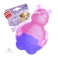 GiGwi Suppa Puppa Игрушка для собак Бегемот