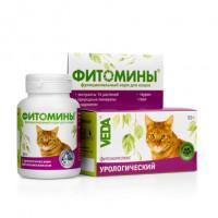 VEDA Фитомины Кормовая добавка для кошек