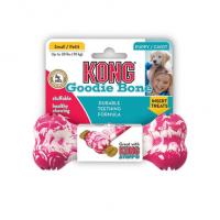 Flamingo Резиновая кость игрушка для щенков