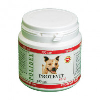Polidex Protevit plus Кормовая добавка для собак