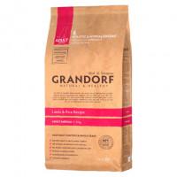Grandorf Lamb & Rice Adult Medium Сухой корм
