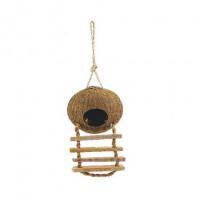 Triol Домик для птиц из кокоса