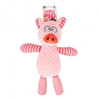 Karlie Flamingo Игрушка для собак Свинка Пигги